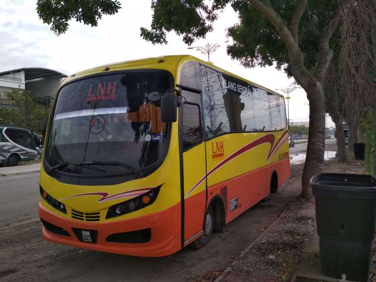 urban bus- bus