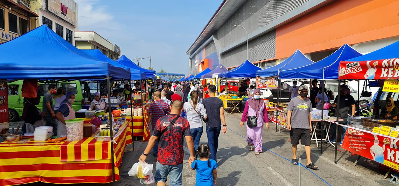 Bazar Ramadan Kg Melayu Majidee
