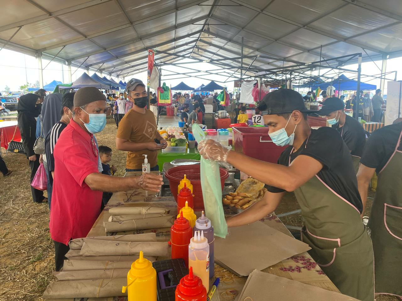 Bazar Ramadan Kuala Terengganu
