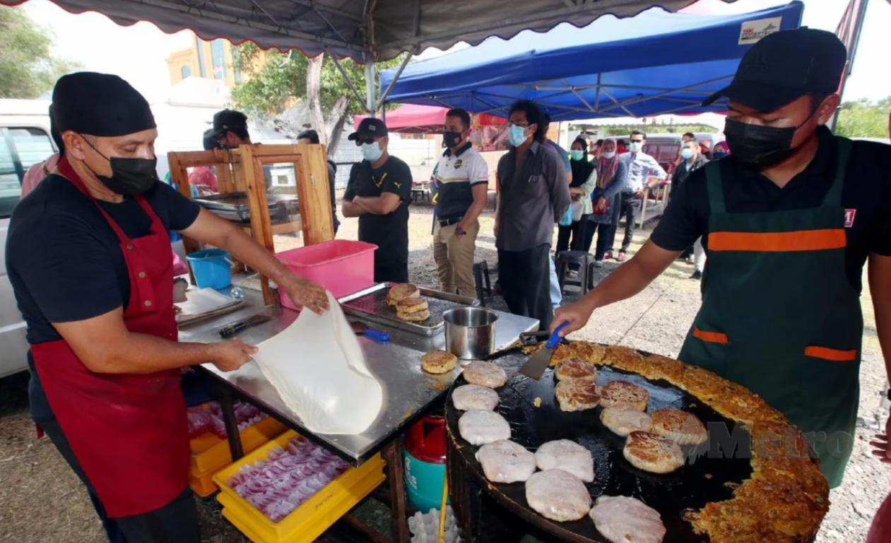 Lee Murtabak di Seberang Jaya