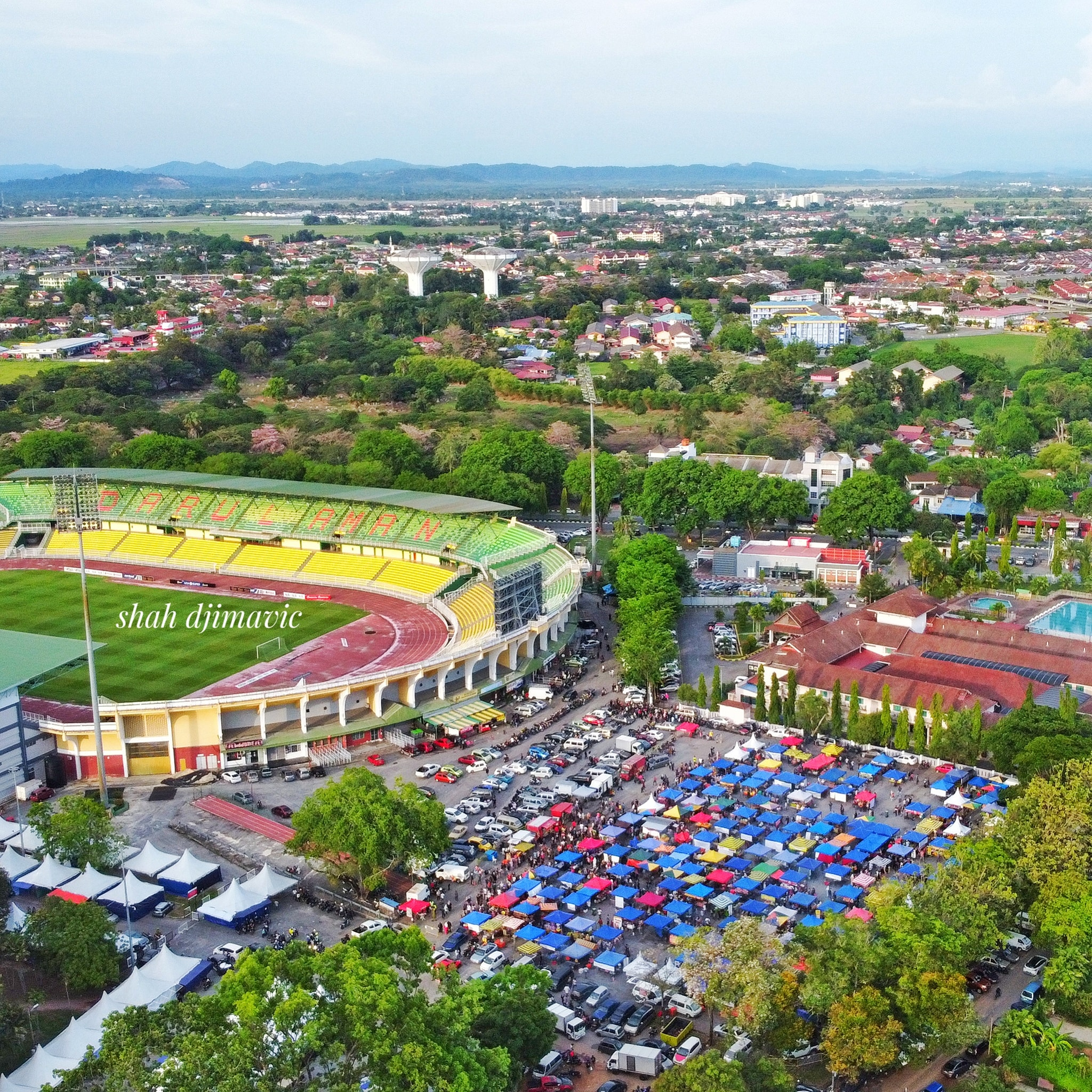 Bazar Ramadan Stadium Darul Aman